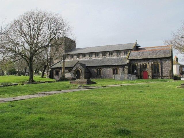 St. Nicholas' Church, Dyke Road, BN1