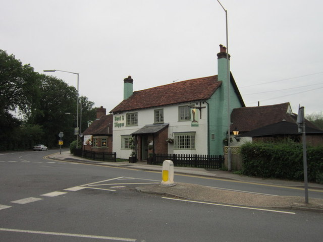 The Boot and Slipper, Amersham