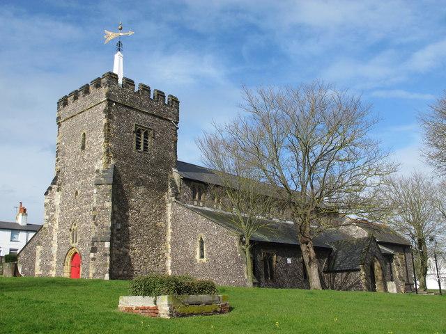 St. Nicholas' Church, Dyke Road, BN1 (2)