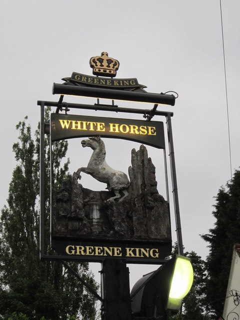 The White Horse, Chorleywood