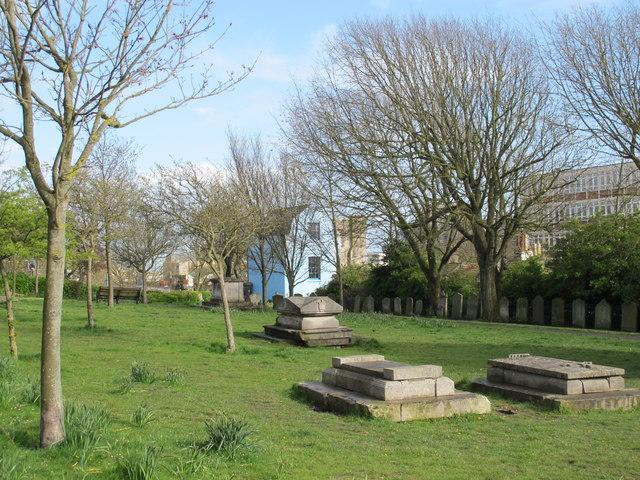 St. Nicholas' Rest Garden, Dyke Road, BN1 (2)