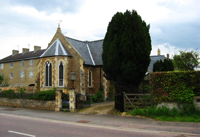 Converted former chapel, Elton Road, Wansford