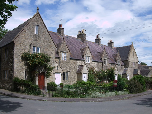 Cottages, Bourton