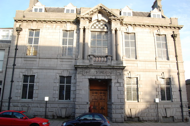 Masonic Lodge, Aberdeen