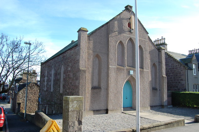 Masonic Lodge, Stonehaven, Scotland