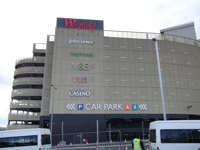 Westfield Shopping Centre Car Park AB