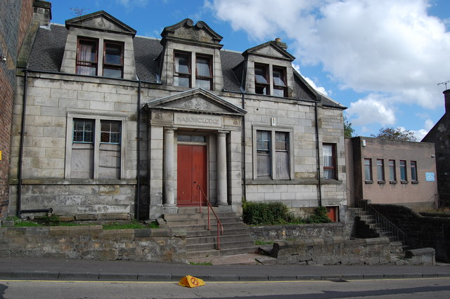Masonic Lodge, Dunfermline, Fife