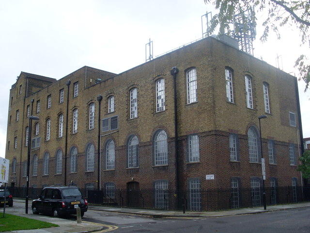 Lower Holloway Telephone Exchange (1)
