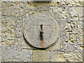 TA0183 : Sundial on St Martin's porch, Seamer by John S Turner