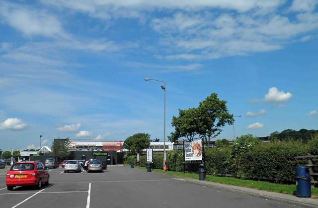 Keele services M6 north