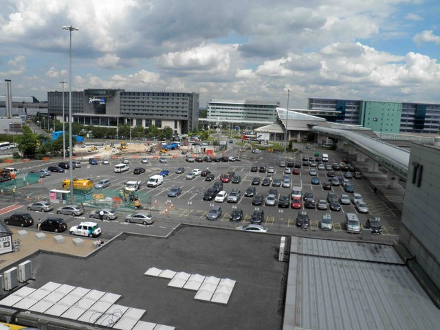Manchester Airport Official Car Parking