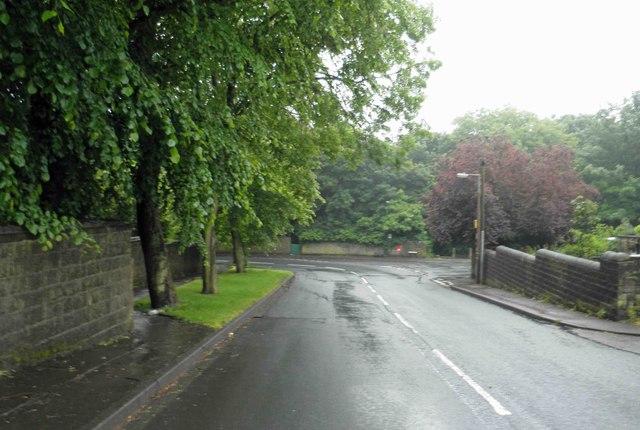 Oakes Road Huddersfield