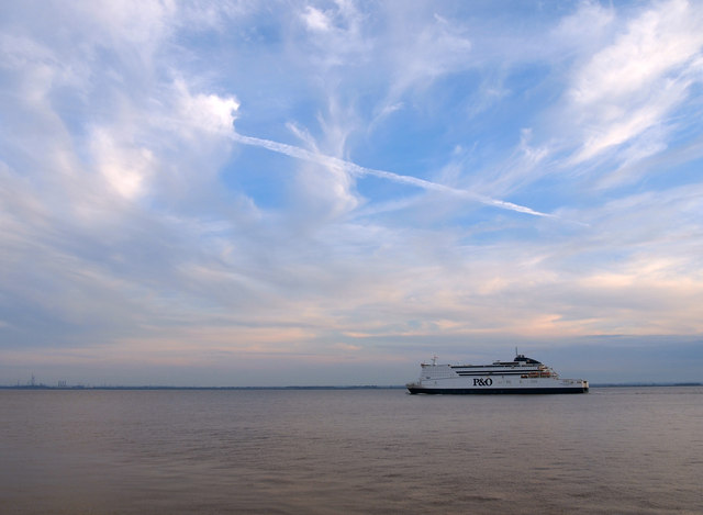 Sailing to Rotterdam