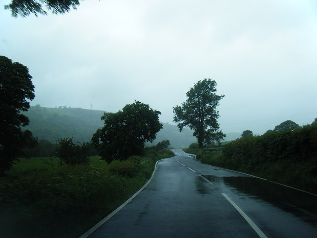 A494 looking north