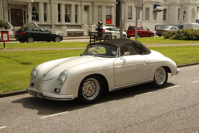 Porsche 356 Speedster Replica 169 Richard Croft Cc By Sa 2 0