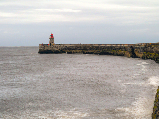 South Pier and Lighthouse, Tynemouth