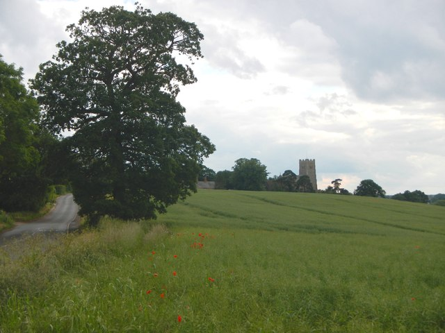 Elmswell Church