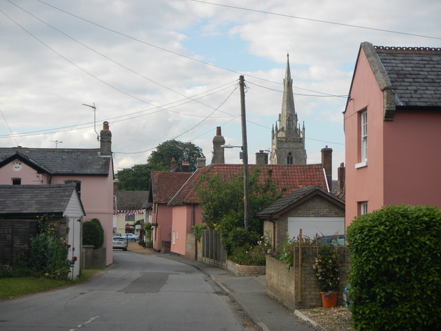 Green Road, Woolpit