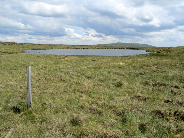 South Grain Tarn on Cray Moss
