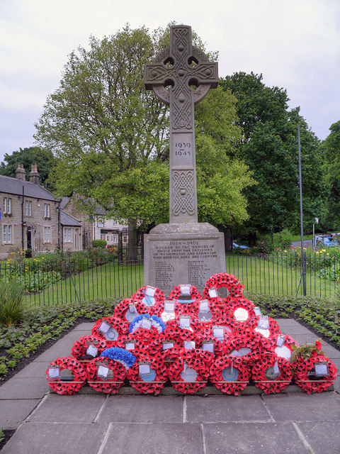 Washington and Barmston War Memorial