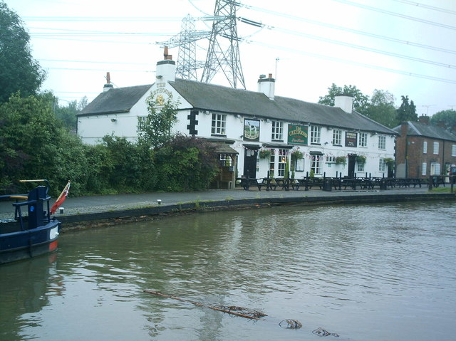 "The ""Greyhound"" inn"