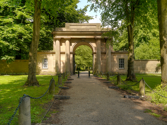 Heaton Park, Grand Lodge Gatehouse
