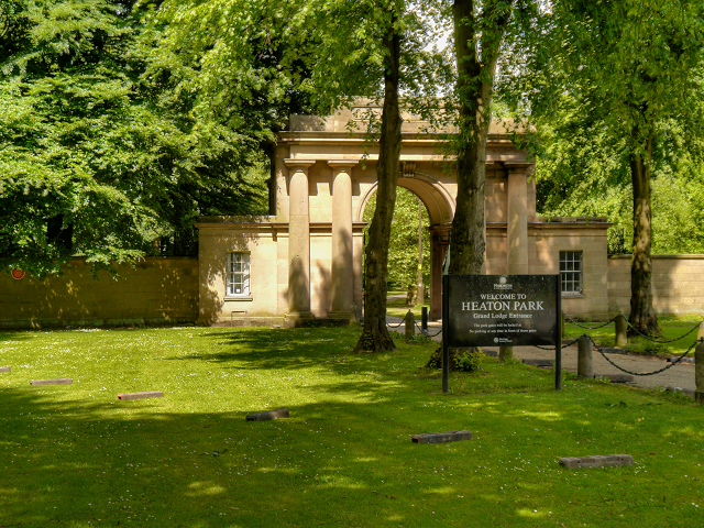 Grand Lodge Entrance, Heaton Park