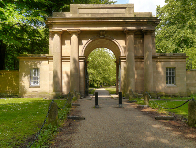 Grand Lodge Gatehouse, Heaton park