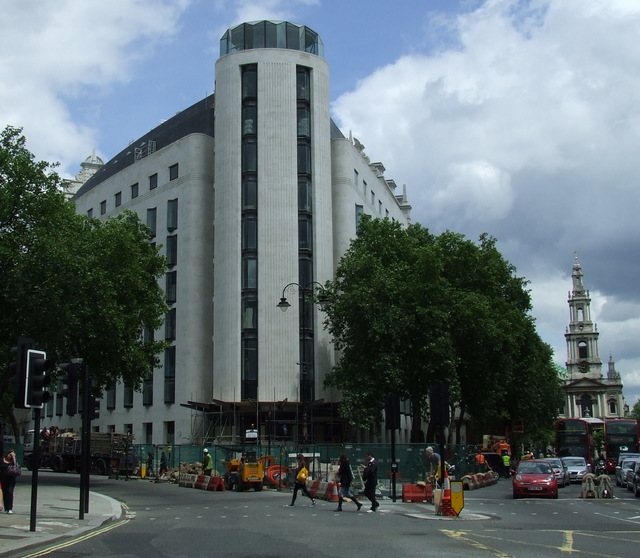 Aldwych and The Strand