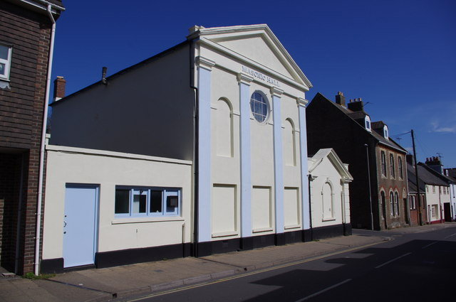 Dorchester - Masonic Hall