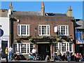 TQ3104 : The Brighton Tavern, Gloucester Road, BN1 by Mike Quinn