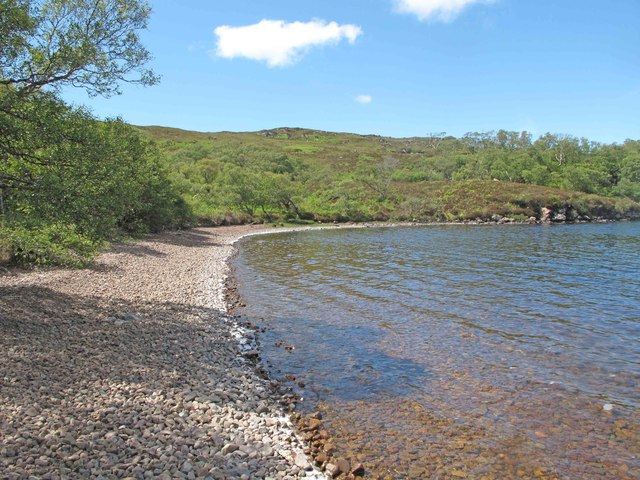 Loch Osgaig Shore