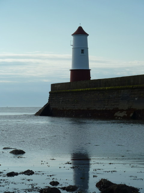 Lighthouse, Berwick-Upon-Tweed Pier
