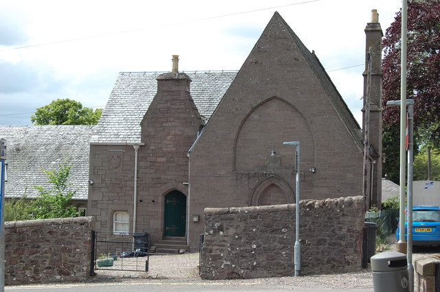Masonic Lodge, Brechin