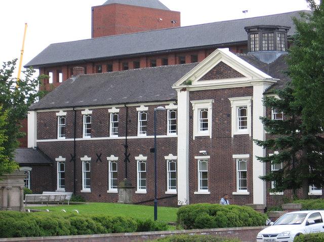 Hanley - former Bethesda School