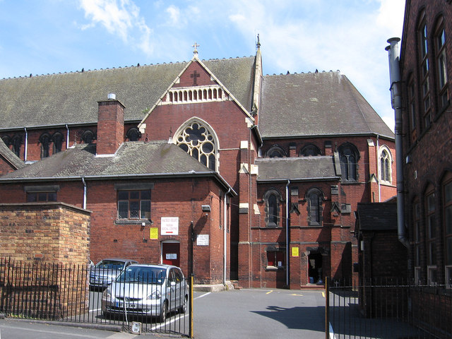 Hanley - Church of Sacred Heart