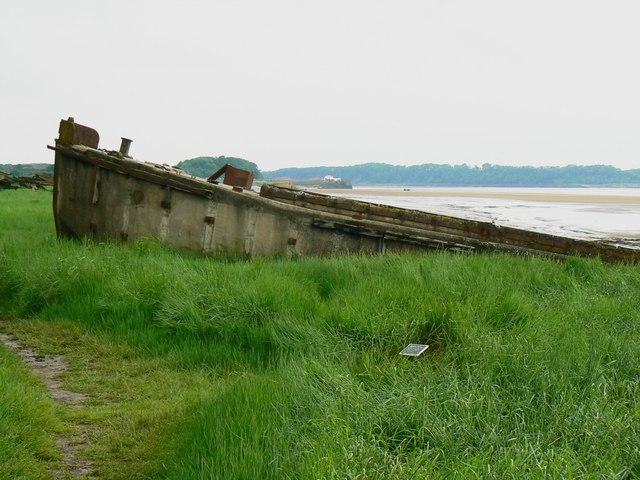 Hulk, Ships Graveyard, Purton, Gloucestershire (6)
