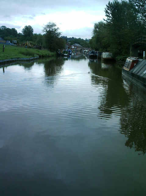 Bridge and Bottom lock