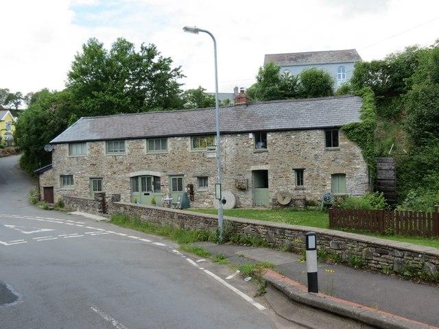 Y Felin (Felindre Mill)