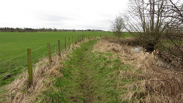 Path beside the River Ore