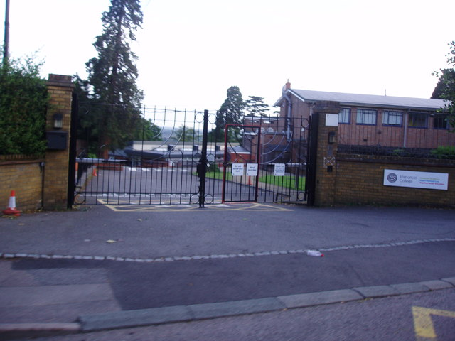 Entrance to Immanuel College