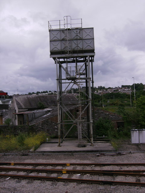 Remnant of Steam trains