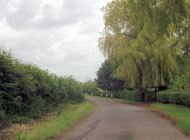 Catskin lane at Risby Manor Cottages