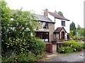 SK3694 : Cottages on Johnson Lane  by Graham Hogg