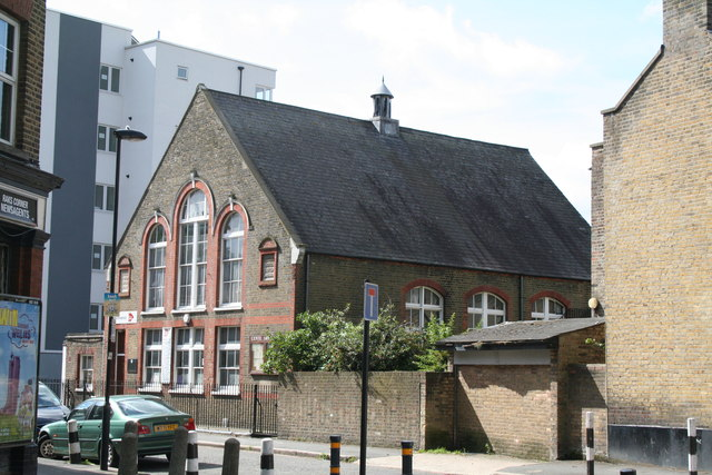 Kennington:  Centenary Hall,Cottington Street