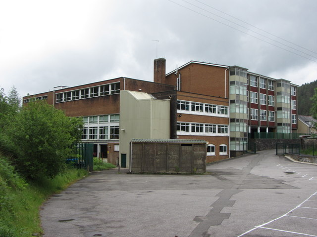 Cymmer Comprehensive