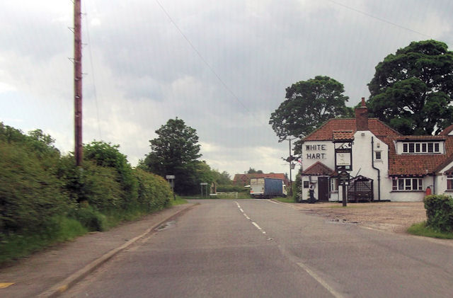 White Hart at Lissington