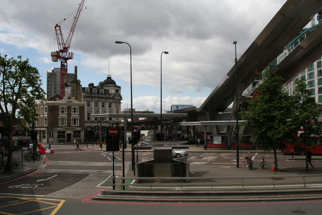 Vauxhall Cross