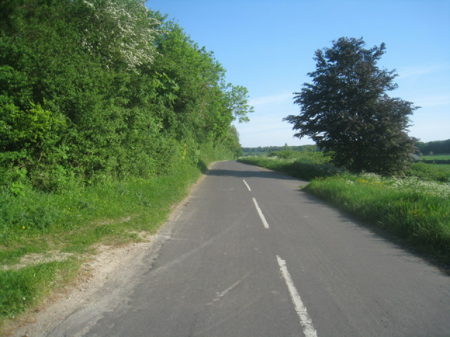 Lane to Ford Farm