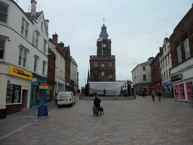 High Street, Dumfries
